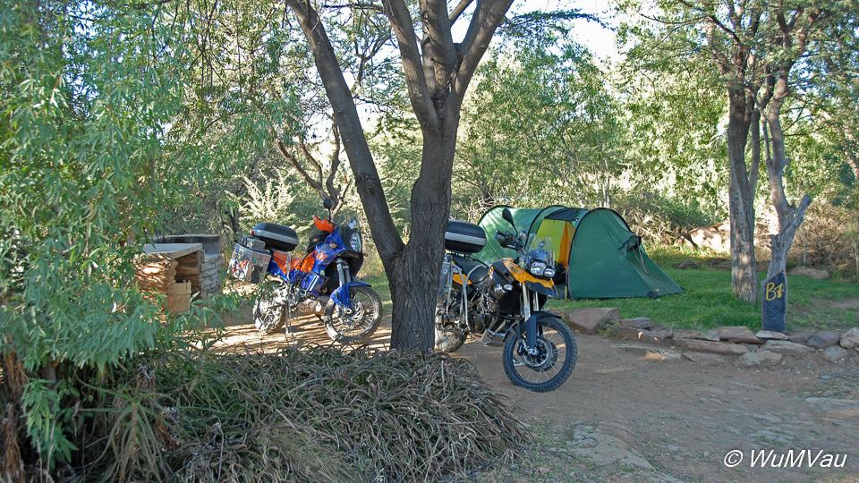 Camping Lake Oanob