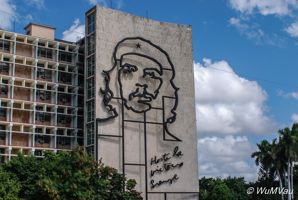 Che (plaza de la revolucion havanna)