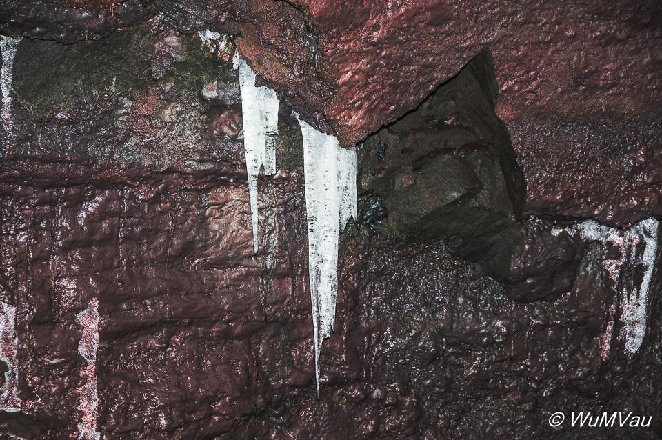 Lavahöhle Vigdelmir