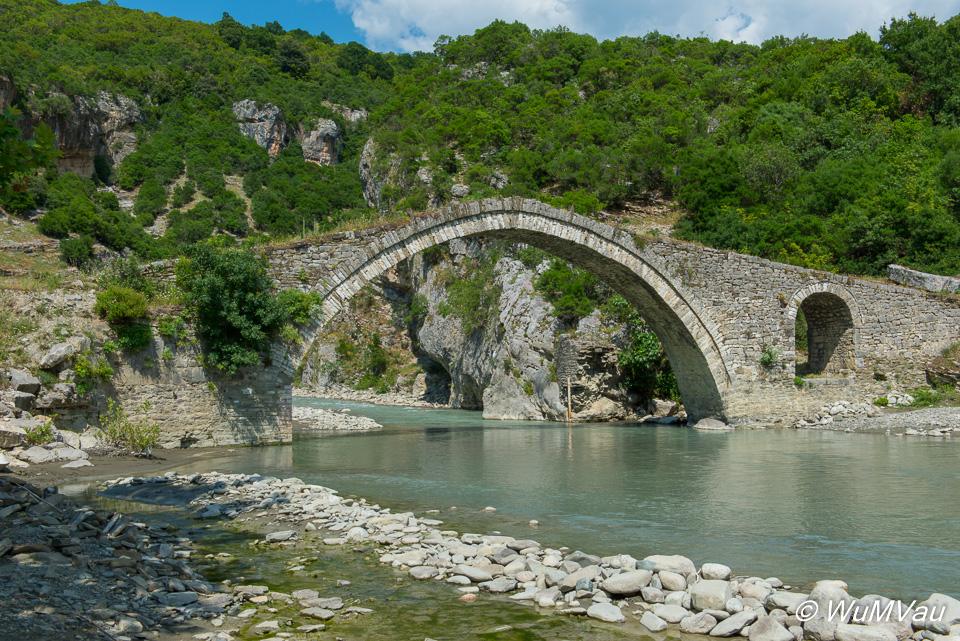 Römerbrücke bei Benje