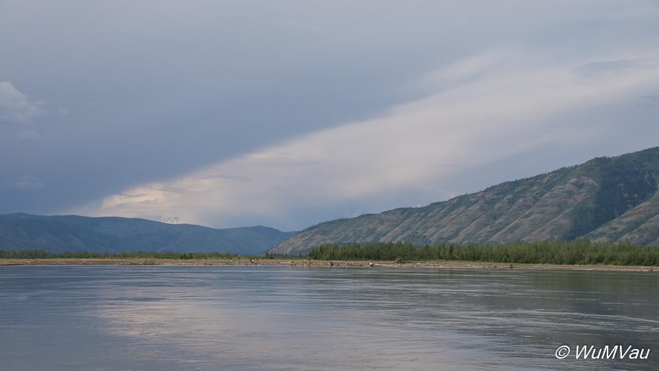 Mündungsdelta White River