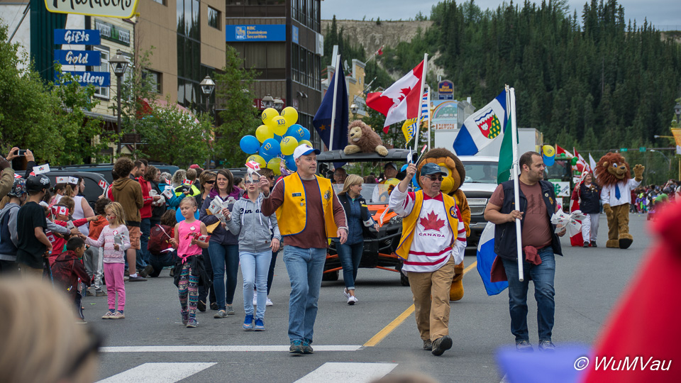 150 Jahre Canada - Canada day